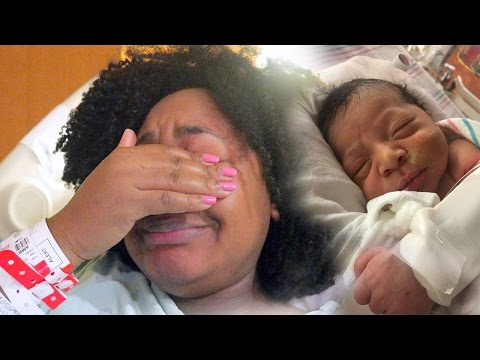 Our Emotional Birth Story | Meet Baby Phoenix