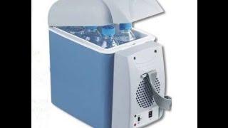 12v Ebay Fridge review Portable 12 volt 7.5L food cooler Do they work for vans?