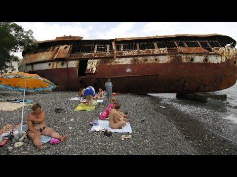 Новые санкции. Ждет ли крымские порты судьба железных дорог?