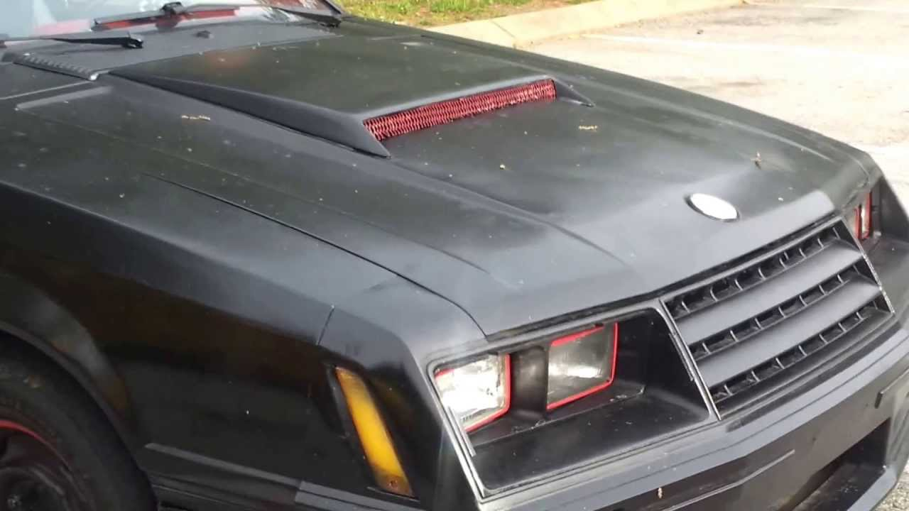 1982 ford mustang gt 5 0 youtube. Black Bedroom Furniture Sets. Home Design Ideas
