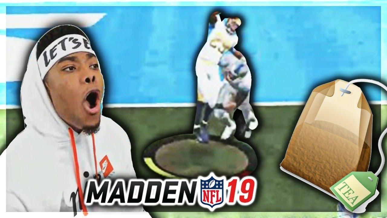 ITS TEA BAG SEASON ☕ NEW QB | GOD SQUAD #6 | Madden 19 Ultimate Team