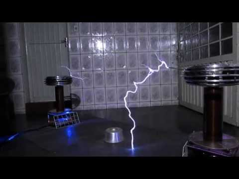 OneRepublic - Secrets on Musical Tesla Coils (Bobinas de Tesla)