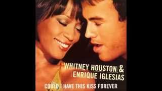 "Download Enrique Iglesias ft Whitney Houston ""Could I Have This Kiss Forever"" (With Lyrics) Mp3 and Videos"