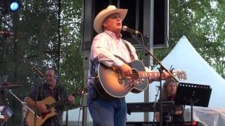 KENNY HESS - Throw Whiskey on the Flame - ROCKIN ON THE RIVER - MISSION 2009