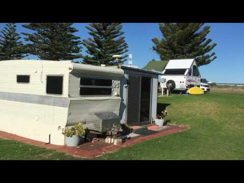 95. Beachport Caravan Park, Beachport South Australia