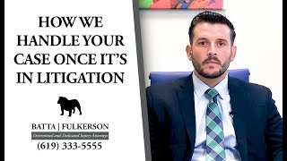 Batta Fulkerson: Batta Fulkerson's Approach to Litigation