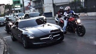 Motos esportivas acelerando em Curitiba - Parte 22