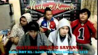 Download PentaBoyz Ft Tracy Imutt - Sayang Bilang Sayang [Acapella] Mp3