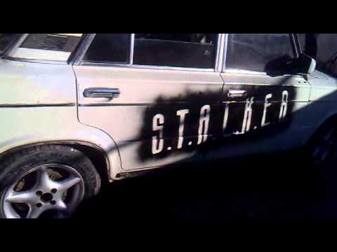 Наклейки на авто, наклейки на машину, надписи на