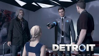Detroit become Human Folge #07 SylonX Gaming 1440p 60fps (Unkommentiert)(PC version)