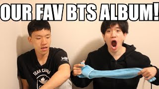 BTS LOVE YOURSELF 轉 Tear Album FIRST LISTEN/REACTION [OUR FAVORITE ALBUM!!!]