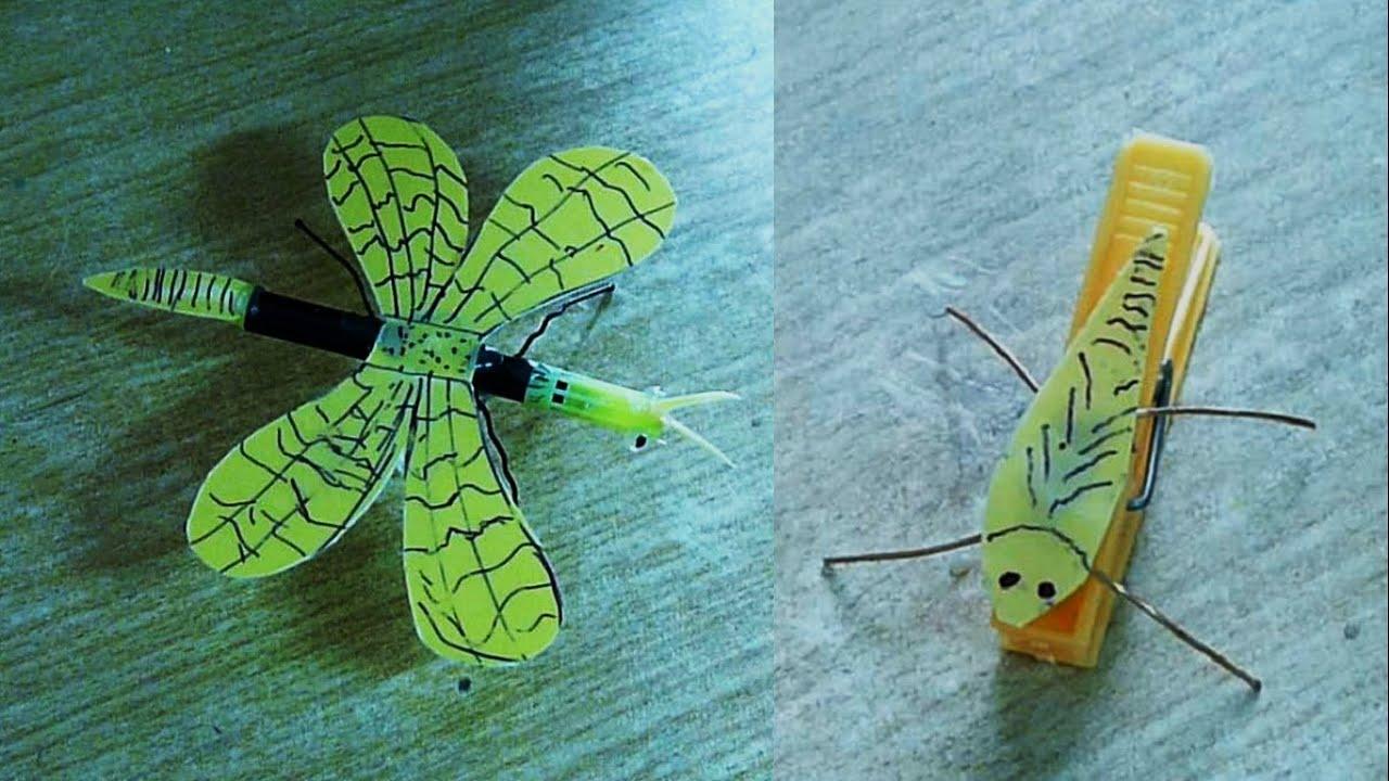 Craft Ideas To Make A Spider