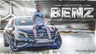 GOLDENITO - BENZ (OFFICIAL MUSIC VIDEO)