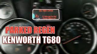 Припаркувався Реген - Кенворт T680