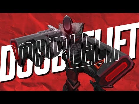 Doublelift - The outplays are BACK