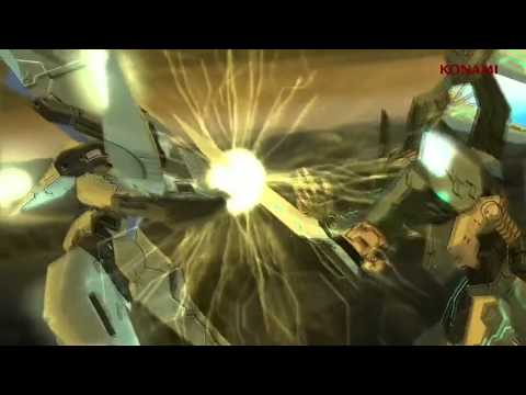Zone Of The Enders HD Collection - Bande-annonce #3 - Anubis