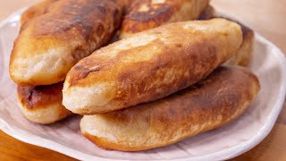 Пирожки с картошкой Без дрожжей Тесто на кефире воздушное и простое