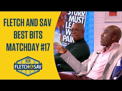 Fletch and Sav Best Bits Matchday #17