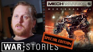 How MechWarrior 5's Team Fixed Their Player-Killing Level Generator   War Stories   Ars Technica