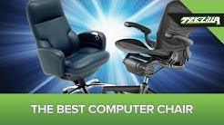 Obama's Office Chair and The Best Chair You Can Buy!
