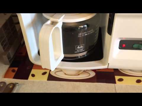 Black & Decker SpaceMaker Coffee Maker Under Cabinet
