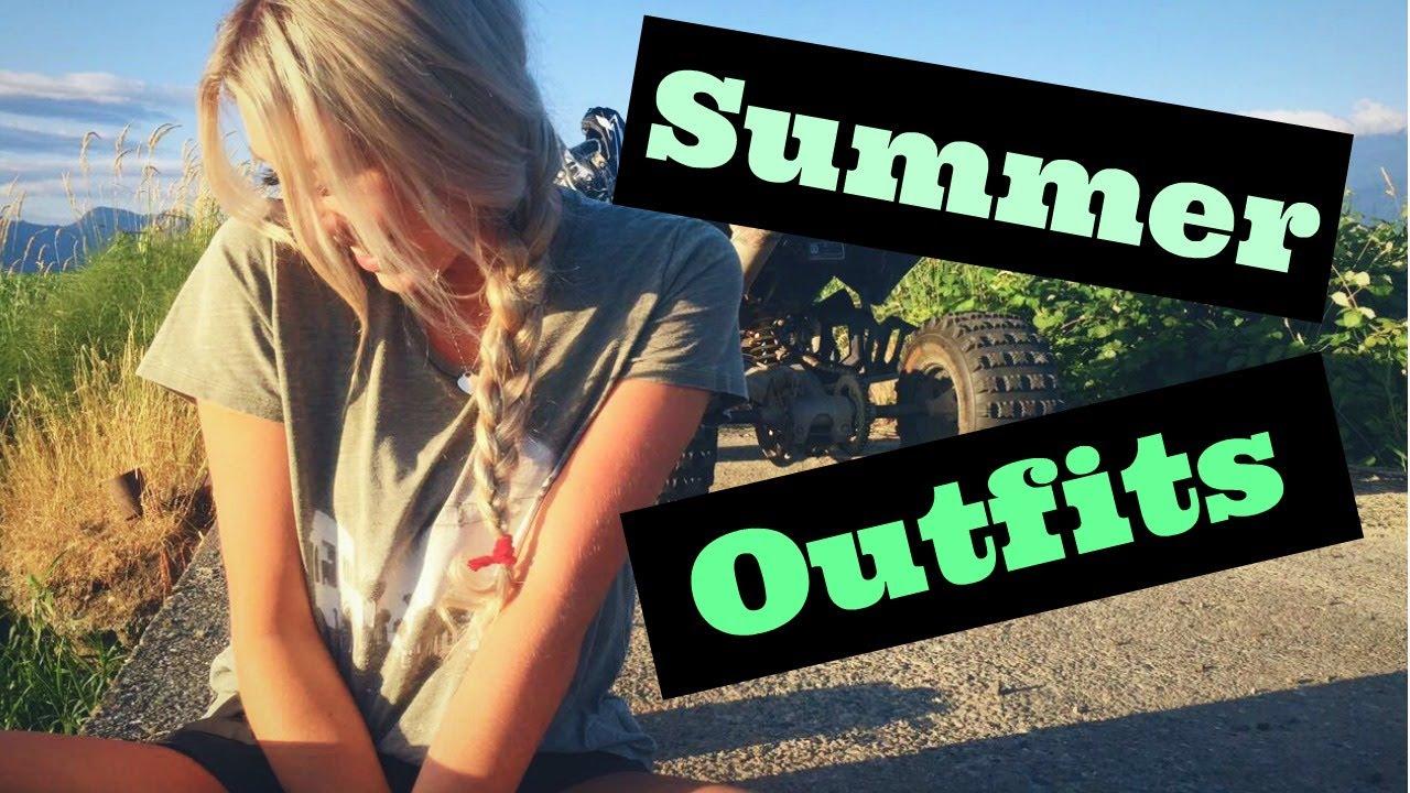 SUMMER OUTFIT IDEAS | FASHION CRAZE 2
