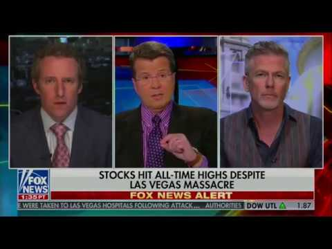 Mark Murphy Discusses the Las Vegas Shooting with Neil Cavuto on Fox News