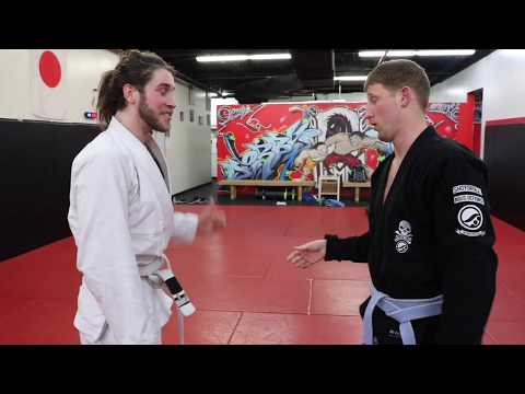 What Happens When You Pick On White Belts