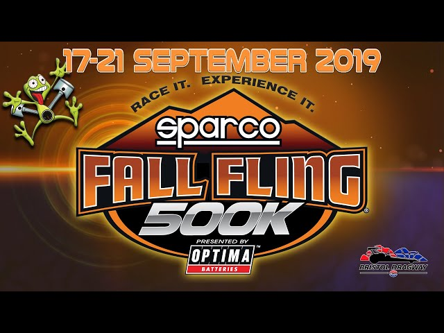 Sparco Fall Fling $500K  - Jegs $30K Saturday part 1