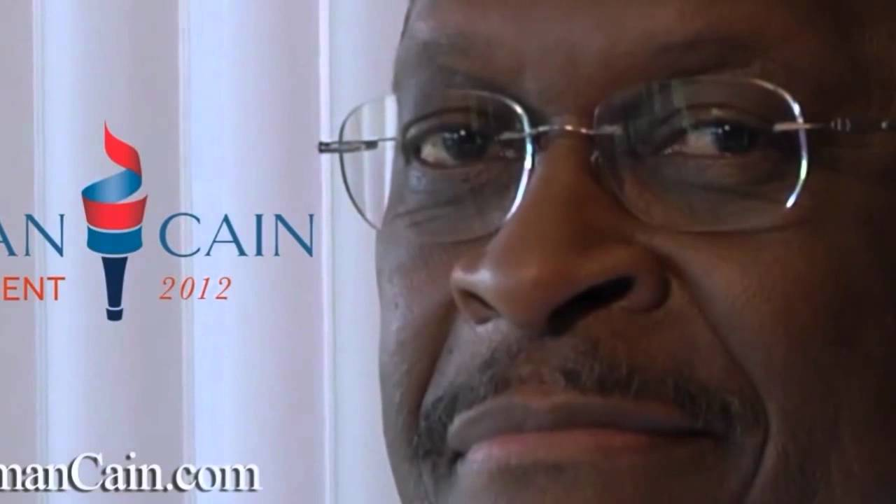 Herman Cain Confirmed Reptilian Shapeshifting Illu