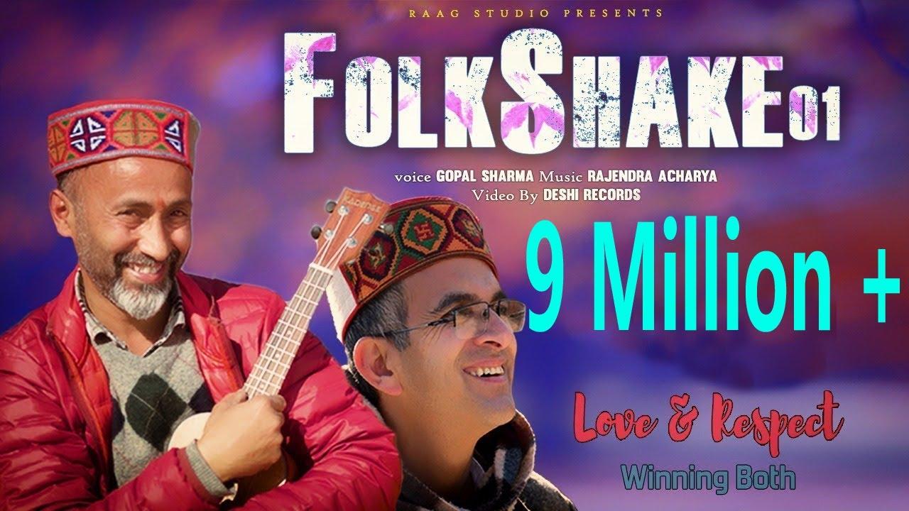 Download Himachali FolkShake 01    Pahadi Hindi Mashup 2021    Gopal Sharma    Rajendra Acharya   