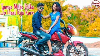 Download lagu Tumse Milke Dil Ka Jo Haal Main Hoon Na New 2019 MP3