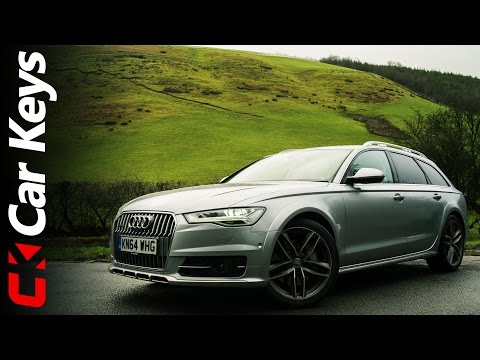 Audi A6 allroad quattro 2015 review - Car Keys