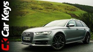 audi A6 allroad quattro 2015 review - Car Keys