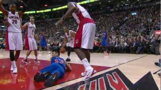 HD Jeremy Lin 27pts 11ast Knicks vs Raptors 2/14/2012