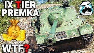 WTF !!! - CZOŁG PREMIUM IX POZIOMU w World of Tanks