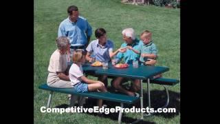 Lifetime Picnic Tables