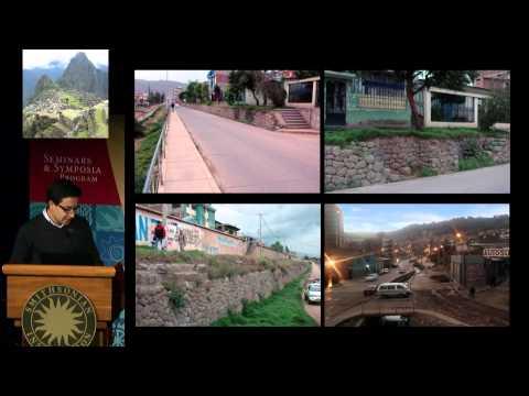 Inka Engineering Symposium 3: Cusco, Inka Capital: Planning and Construction