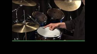 Learning Drums Lesson #27 - Hi Hat Techniques