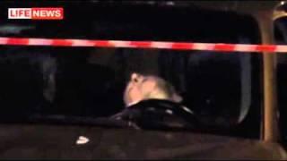 Смотреть видео Убийство бизнесмена в Москве онлайн