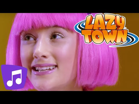 Lazy Town I New Games Everyday & Many More Music Video