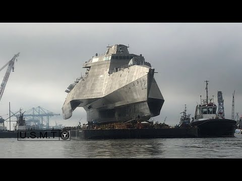 This is Every Class of Ship in the United States Navy