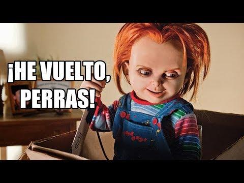 [REMAKE] Curse of Chucky: El regreso triunfal del muñeco cabrón