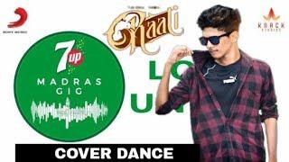 7up madras gig new album songs | cover dance | local boys