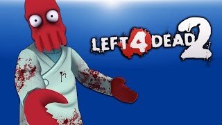 Zoidberg Returns! Ep.1 (Left 4 Dead 2 Funny Moments and Mods)