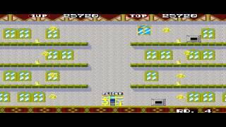Flicky (128k Version, System 2, 315-5051) - RetroGameNinja Plays: Flicky (MAME) - User video