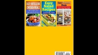 This Live Event Will Begin In A Few Moments.     Easy Casserole Recipes: 50 Favorite Kids Meal Ideas ( Book Quotes