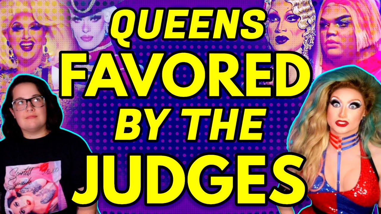 Queens FAVORED By the Judges   RuPaul's Drag Race   Mangled Morning