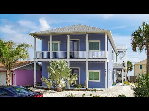 Certified Green hurricane resistant custom home built by Florida Green Construction