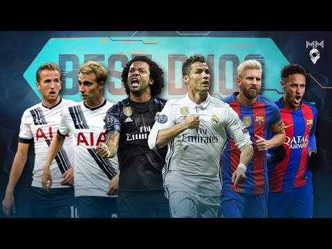 Best Duos In Football 2017 ● HD